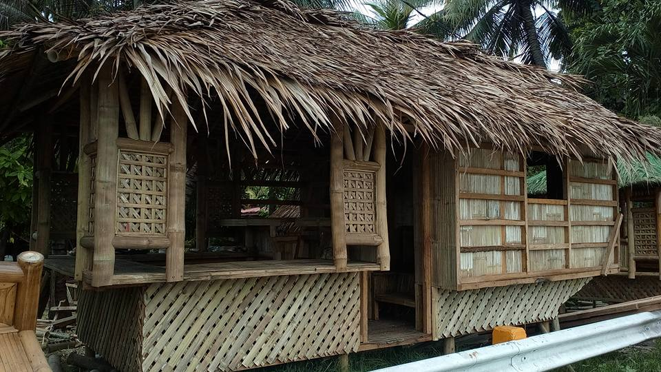 Nipa Hut Design In The Philippines Cebu Image Lifestyle
