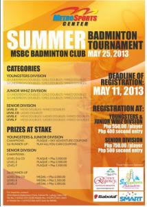 Metro Sports Badminton Center