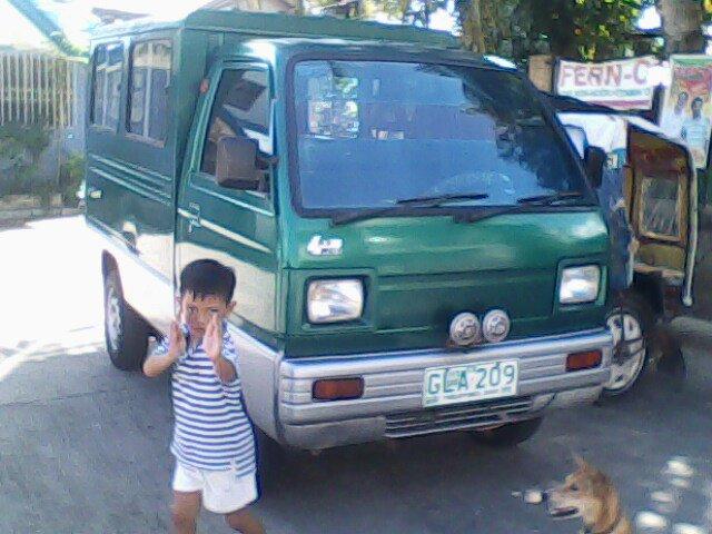 Multicab For Rent in Cebu - Passenger Type - CebuImage