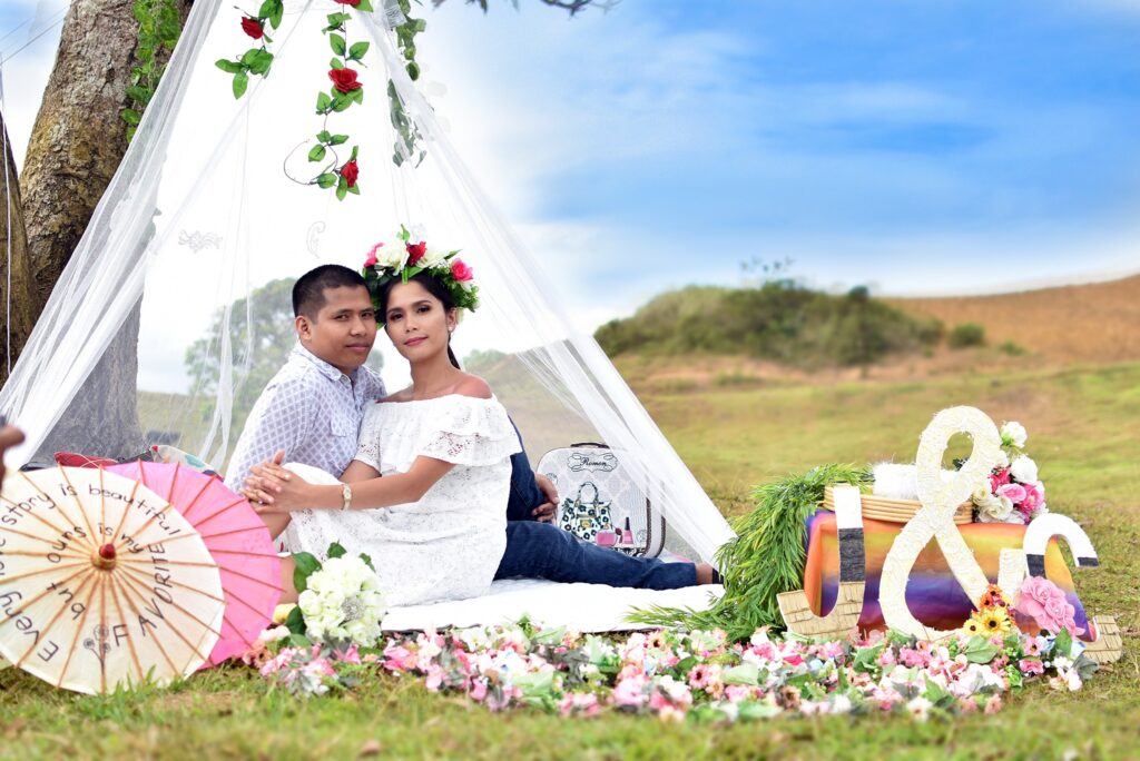 Gift From The Sea Wedding Reading: Clariz And Junax Prenup And Wedding Photos And Video