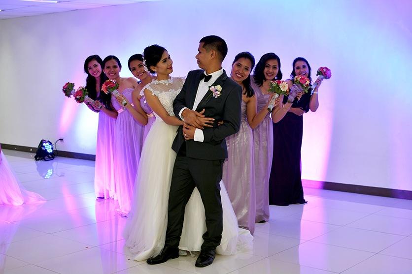 San Pedro Wedding Event