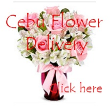 Flower shot and flower delivery in Cebu