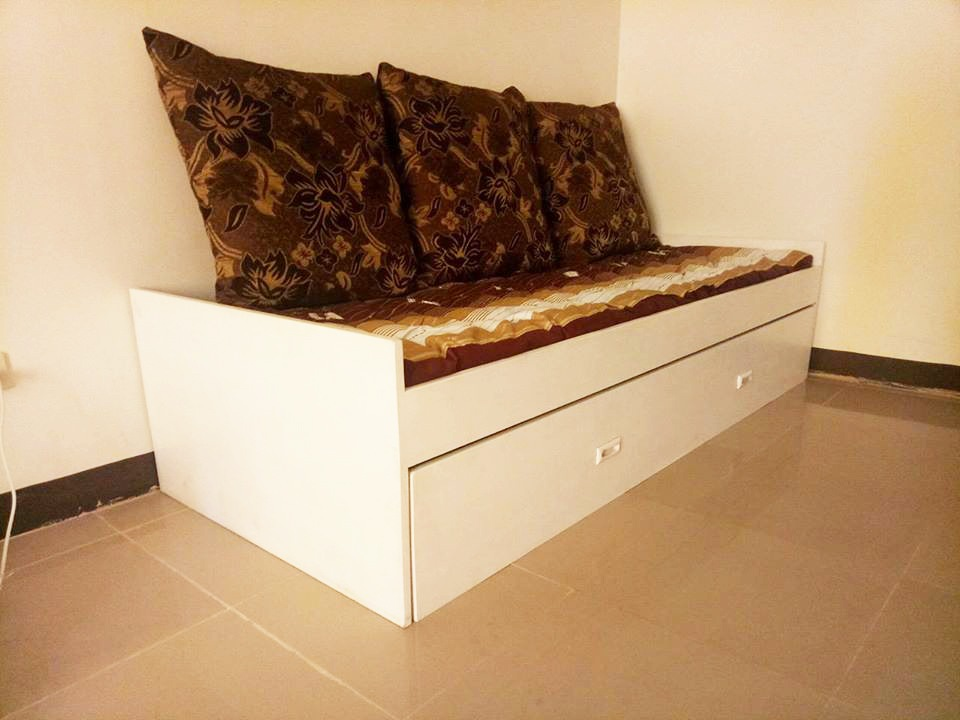 Affordable Sofa Bed With Pullout For Sale In Cebu Brand