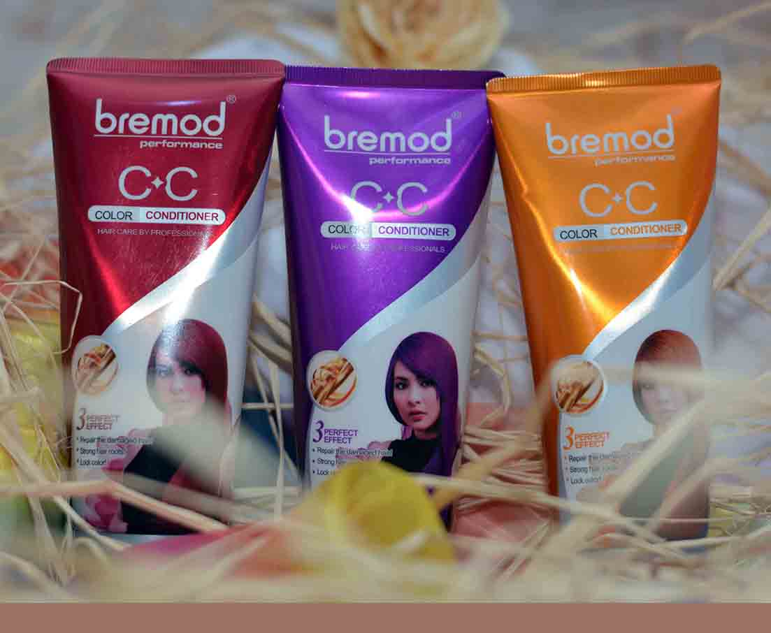 Bremod Hair Color & conditioner Best Hair Products Treatment Cebu ...