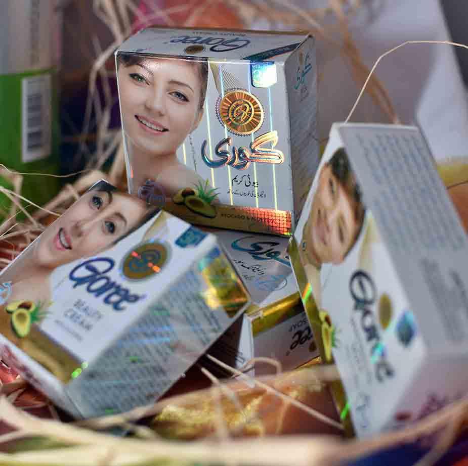 Goree Whitening Cream and Soap Set Cebu