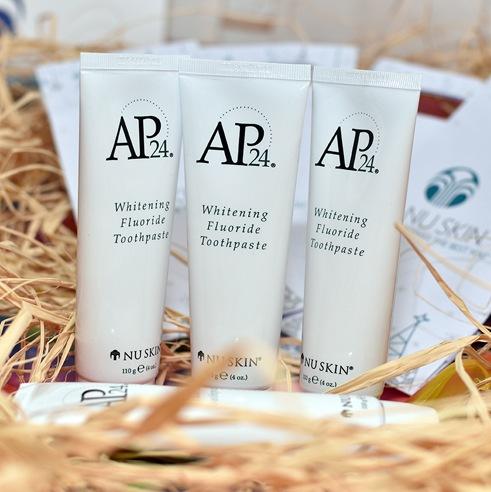 Best AP24 Teeth Whitening Toothpaste at NUSKIN Cebu & Manila